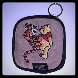 DISNEY POOH & FRIENDS MINI WALLET
